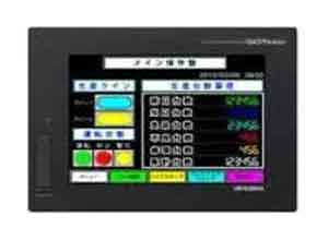 Mitsubishi HMI GT10 Series Touch Screen GT1030-HBDW