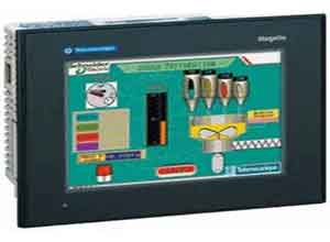 Schneider 3.8 Inch Graphical Touch Screen