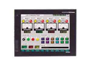 Mitsubishi HIM GT11 Series Touch Screen GT1155-QTBD