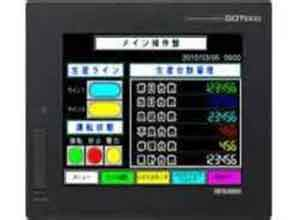 Mitsubishi HMI GT10 Series Touch Screen GT1030-LBDW2-C