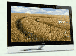 Acer S231HL Bbid UM.VS1AA.B01 23 inch widescreen white LED-backlit display
