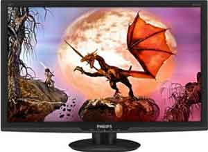 Philips Full HD LCD home monitor 273E3LHSB/75