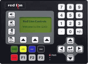 Red Lion G303 Operator Interface Terminal