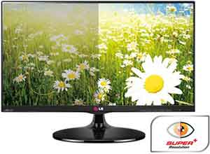 LG 23 Inch Super Resolution IPS LED Monitor 23EA63V-P