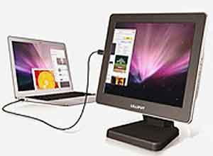 Lilliput  UM-900/T 9.7 Inch USB Monitor with touch screen