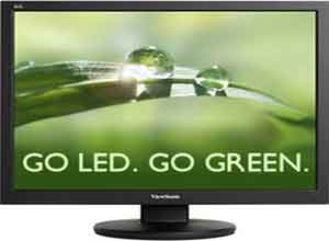 Viewsonic value series LED 19 Inch monitor VA925-LED