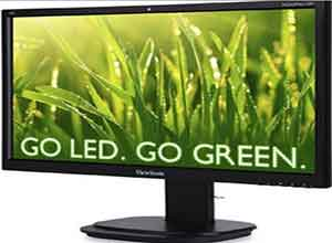 Viewsonic VG2437mc-LED Full HD ergonomic display