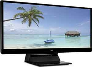 Viewsonic 58cm 23 Inch Full HD 1080p LED Display VX2370Smh-LED